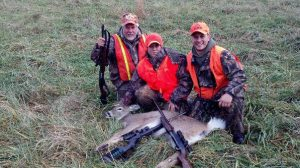 My extremely proud father and sharp shooting brother!
